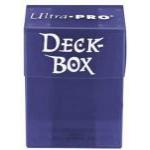 Boites de Rangement Accessoires Deck Box Ultrapro - Bleu Foncé