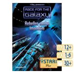 Jeu de cartes Stratégie Race For The Galaxy (RFTG) Extension Arc 1-2 : Rebelles Contre Imperium