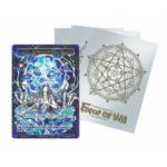 Protèges Cartes Force of Will Ultra-pro Sleeves Covers Gold Circle (par 65) + Hymnal's Memoria