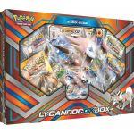 Coffret Pokémon Lycanroc Gx Box (lougaroc Gx) En Anglais