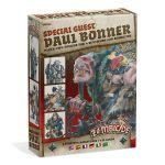 Coopératif Aventure Zombicide Black Plague Special Guest - Paul Bonner