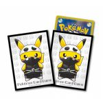 Protèges Cartes Pokémon Sleeves Pokemon Center - Secret Teams : Team Skull Pikachu Par 64