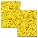 Feuilles de classeur Pokémon Porte-document Pikachu