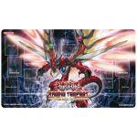 Tapis de Jeu Yu-Gi-Oh! Preview - Tempête De Rage - Dragon De Rage Aux Yeux Impairs