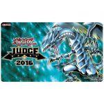 Tapis de Jeu Yu-Gi-Oh! JUDGE 2016: Dragon Blanc aux Yeux Bleus