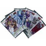 Boosters Français Yu-Gi-Oh! La Saga Des Duellistes - Lot De 6