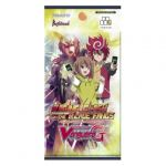 Boosters CardFight Vanguard G-bt10 : Raging Clash Of The Blade Fangs