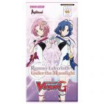Boosters CardFight Vanguard Booster G-chb03 - Character Booster Vol.3 : Rummy Labyrinth Under the Moonlight