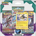 Pokémon Pack 3 Boosters - SL2 - Soleil Et Lune - Gardiens Ascendants - Lucanon