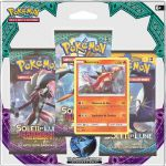 Boosters Français Pokémon Pack 3 Boosters - SL2 - Soleil Et Lune - Gardiens Ascendants - Boumata
