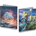 Portfolios Pokémon SL2 - Soleil Et Lune 2 - Gardiens Ascendants - Tokorico & Feunard D'alola (10 Feuilles De 9 Cases)