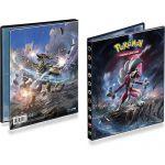 Portfolios Pokémon SL2 - Soleil Et Lune - Gardiens Ascendants - Lougaroc Forme Nocturne & Ekaïser (10 Feuilles De 4 Cases)