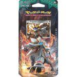 Decks Préconstruits Pokémon Soleil Et Lune - Gardiens Ascendants - Solgaleo : Soleil D'acier