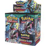 Boosters Français Pokémon Boite De 36 Boosters SL2 - Soleil Et Lune - Gardiens Ascendants