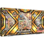 Coffret Pokémon Mega Camerupt Ex Premium Collection En Anglais