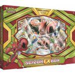 Coffret Pokémon Scizor Ex Box (cizayox Ex) En Anglais