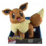 Peluches Pokémon Peluche Évoli (de Profil) 25 Cm