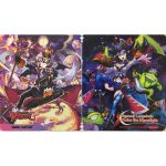Tapis de Jeu CardFight Vanguard Tapis - Cardfight Vanguard : G-chb03 - Masked Phantom, Harri Et Vampire Princess Of Starlight, Nightrose
