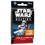 Booster en Français Star Wars Destiny Star Wars Destiny : L'âme De La Rébellion