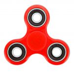 Hand Spinner Solid Rouge