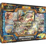 Coffret Pokémon Mega Powers Collection Mega Lucario, Mega Elecsprint, Voltali & Zygarde En Anglais