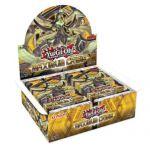 Boosters Anglais Yu-Gi-Oh! Boite De 24 Boosters - Maximal Crisis (la Crise Maximale En Anglais)