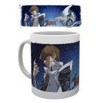 Produits Dérivés Yu-Gi-Oh! Mug Dark Side Of Dimensions (kaiba & Son Dragon Blanc Aux Yeux Bleus)