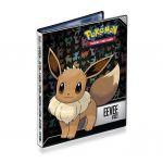 Portfolios Pokémon Evoli (10 Feuilles De 4 Cases)