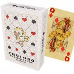 Produits Dérivés Final Fantasy TCG Chocobo - Jeu De 52 Cartes