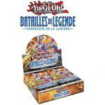 Boosters Français Yu-Gi-Oh! Boite De 24 Boosters Batailles De Légende - Vengeance De La Lumière