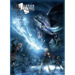 Protèges Cartes Final Fantasy TCG Final Fantasy Type 0 Ace X60 Standard