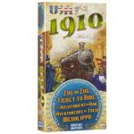 Gestion Best-Seller Les Aventuriers Du Rail - Extension : USA 1910