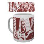 Yu-Gi-Oh! Mug Pegasus & Le Renoncé Aux Milles Yeux