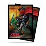Protèges Cartes The Legend of Zelda Sleeves Standard Par 65 - Link & Gannon Battle