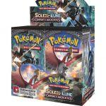 Boite de Boosters Français Pokémon Boite De 36 Boosters SL3 - Soleil Et Lune - Ombres Ardentes
