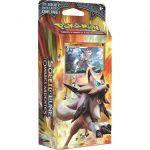 Decks Préconstruits Pokémon SL3 - Soleil Et Lune 3 - Ombres Ardentes - Lougaroc (Forme Diurne) : Rocher Stable