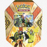 Pokébox Pokémon Pokébox de Noël - Tokorico Gx