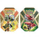 Pokébox Pokémon Lot De 2 Pokébox De Noël - Tokotoro Gx & Tokorico Gx