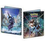 Portfolios Pokémon SL3 - Soleil Et Lune - Ombres Ardentes - Necrozma & Tokopisco (10 Feuilles De 9 Cases)