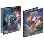 Portfolios Pokémon SL3 - Soleil Et Lune - Ombres Ardentes - Ho-Oh & Marshadow (10 Feuilles De 4 Cases)