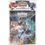 Portfolios Pokémon SL3 - Soleil Et Lune - Ombres Ardentes - Necrozma & Tokopisco (10 Feuilles De 9 Cases) + 1 Booster SL3 - Soleil Et Lune - Ombres Ardentes