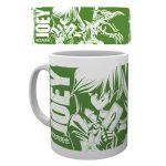 Produits Dérivés Yu-Gi-Oh! Mug Vert Joey & son Dragon Noir Aux Yeux Rouge
