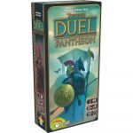 Stratégie Best-Seller 7 Wonders Duel Extension : Pantheon