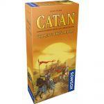 Gestion Best-Seller Catane Villes & Chevaliers : Extension Pour 5 Et 6 Joueurs