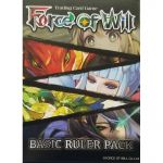 Lot de cartes Force of Will Basic Ruler Pack - R1 - Nuits Anciennes