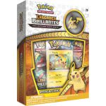Collections avec pin's Légendes Brillantes – Pikachu