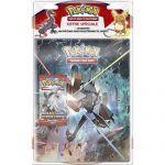 Portfolios Pokémon SL3 - Soleil Et Lune - Ombres Ardentes - Necrozma & Tokopisco (10 Feuilles De 9 Cases) + 1 Booster SL4 - Soleil Et Lune - Invasion Carmin