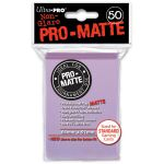 Protèges Cartes Accessoires Sleeves Ultra-pro Standard Par 50 Lilac Matte