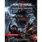 Aventure Jeu de Rôle Donjons et Dragons Cinquième édition - Manuel des monstres