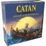 Gestion Best-Seller Catan : Extension Pirates & Découvreurs